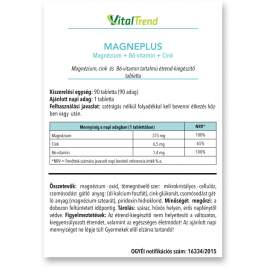 MAGNEPLUS TABLETTA 90DB