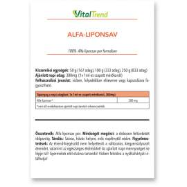 Alfa-liponsav por 250g
