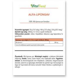 Alfa-liponsav por 100g