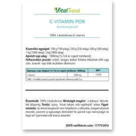 C-Vitamin por 3kg