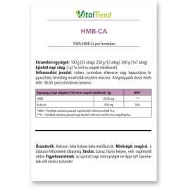 HMB-CA POR 500g