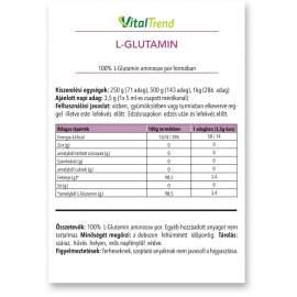 L-GLUTAMIN POR 1kg