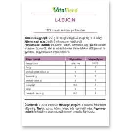 L-LEUCIN POR 500g