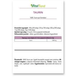 TAURIN POR 500g