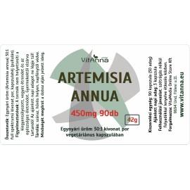 Egynyári üröm (Artemisia annua) 30:1 kivonat kapszula 450 mg 90 db
