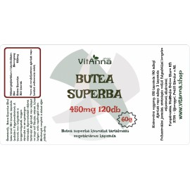 Butea Superba 30:1 kivonat kapszula 450mg 60db