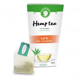 Filteres CBD Kender Tea - 30g